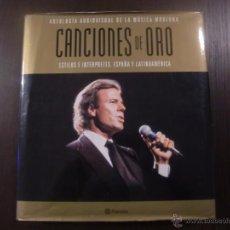 Catálogos de Música: LIBRO CANCIONES DE ORO Nº 3 / ESTILOS E INTERPRETES ESPAÑA Y LATINO AMERICA / PLANETA 2008. Lote 53155228