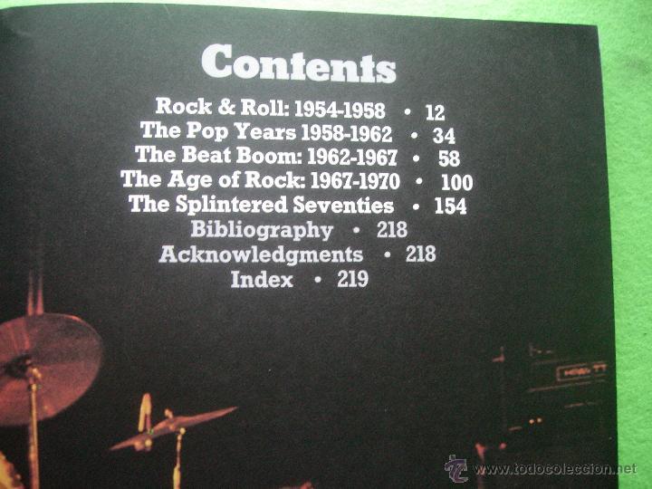 Catálogos de Música: EDITORIAL HAM ROCK MUSIC ILUSTRATED FOTOGRAFIAS DE JEREMY PASCALL 1978 PDELUXE - Foto 3 - 53604849