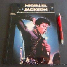 Catálogos de Música: MICHAEL JACKSON - EDITORIAL LA MÁSCARA - 1992 - CON POSTER --- AUTOR: DIEGO A. MANRIQUE. Lote 53825137