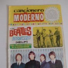 Catálogos de Música: CANCIONERO MODERNO THE BEATLES / HELP / EDICIONES ESTE 1965. Lote 54116009