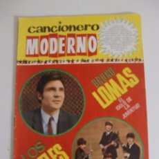 Catálogos de Música: CANCIONERO MODERNO THE BEATLES / BRUNO LOMAS / EDICIONES ESTE 1965. Lote 54121342