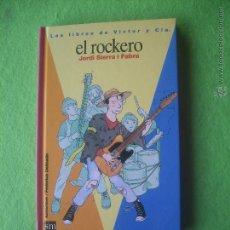Catálogos de Música: EDICIONES SM EL ROCKERO AUTOR: JORDI SERRA Y FABRA 1994 PDELUXE. Lote 54818582