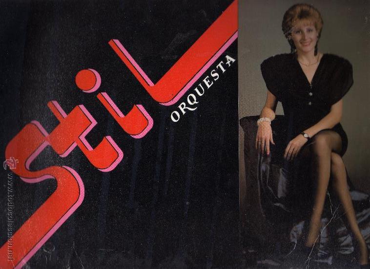 orquesta stil,prospecto comercial.ver foto adic - Comprar Catálogos ...