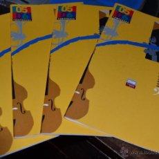 Catálogos de Música: LOTE 4 PROGRAMAS ORQUESTA SIFONICA RADIOTELEVISION ESPAÑOLA RTVE . TEMPORADA 2005-06 MONUMENTAL. Lote 54836407