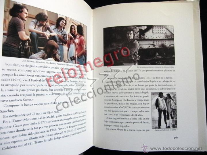 Catálogos de Música: DIARIO DE RUTA EL GUSTO ES NUESTRO - LIBRO CONCIERTO ANA BELÉN JOAN MANUEL SERRAT MIGUEL RÍOS MÚSICA - Foto 3 - 54993105