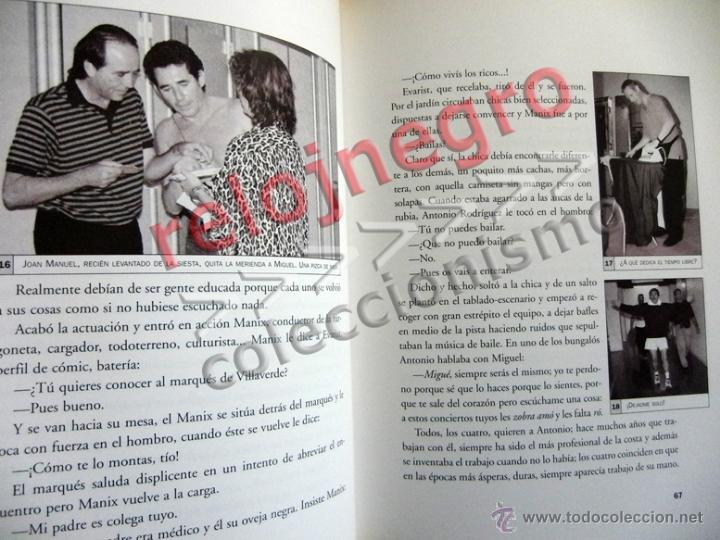 Catálogos de Música: DIARIO DE RUTA EL GUSTO ES NUESTRO - LIBRO CONCIERTO ANA BELÉN JOAN MANUEL SERRAT MIGUEL RÍOS MÚSICA - Foto 6 - 54993105