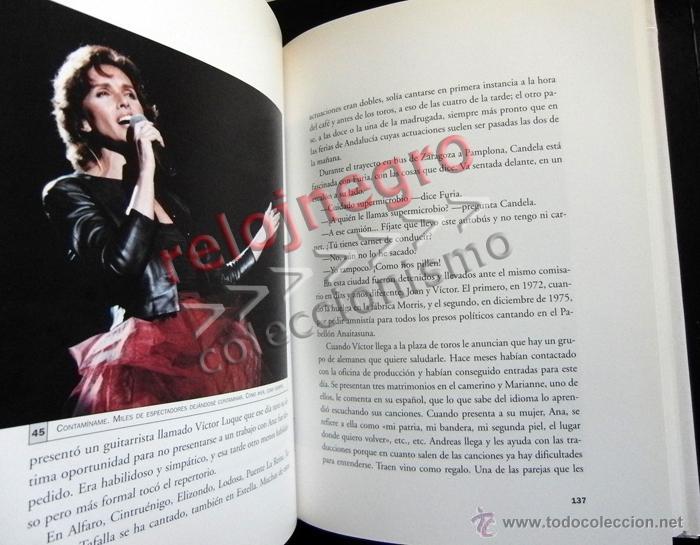 Catálogos de Música: DIARIO DE RUTA EL GUSTO ES NUESTRO - LIBRO CONCIERTO ANA BELÉN JOAN MANUEL SERRAT MIGUEL RÍOS MÚSICA - Foto 7 - 54993105