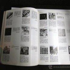 Catálogos de Música: CATALOGO DISCOS CASSETTE EMI BEATLES ROLLING QUEEN PINK FLOYD DISCOGRAFIA ORQUESTAL. Lote 55051475