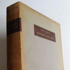 Catálogos de Música: JAZZ 1948 BUENOS AIRES * HISTORIA DEL JAZZ * ROBERT GOFFIN 306 PAGINAS. Lote 55157670