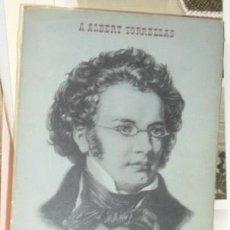 Catálogos de Música: FRANZ SCHUBERT, A. ALBERT TORREILAS. Lote 55335413