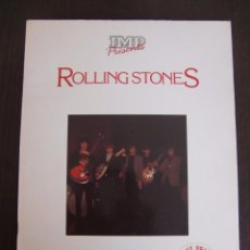 Catálogos de Música: LIBRO DE ACORDES ROLLING STONES / 1988 IMP. Lote 55556146