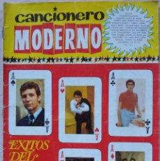 Catálogos de Música: CANCIONERO MODERNO - EXITOS DEL AÑO - EDICIONES ESTE 1968. Lote 55928401
