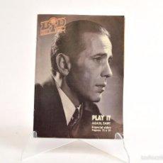 Catálogos de Música: BID Nº 78 -1990 BOLETIN INFORMATIVO DISCOPLAY. Lote 56600564