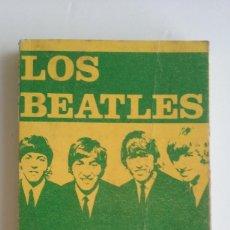 Catálogos de Música: LIBRO/LOS BEATLES /EDICIONES JUCAR/LOS JUGLARES.. Lote 191863126