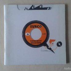 Catálogos de Música: CATÁLOGO GENERAL DE SURCO -- MADRID 1997 -- [ SUBTERFUGE, ELEFANT, B-CORE, ASTRO, ESAN OZENKI... ]. Lote 56705004