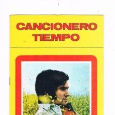 Catálogos de Música: CANCIONERO DEL TIEMPO VICTOR MANUEL. Lote 56898148