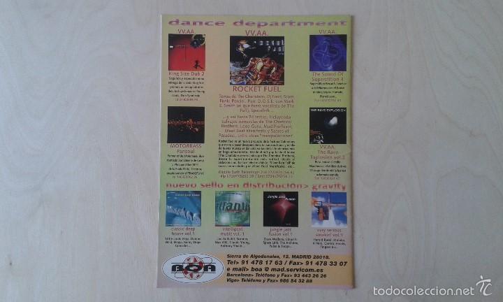 Catálogos de Música: BOAINFO nº 10 - Manolo Kabezabolo, Sindicato del Crimen, Beer Mosh, Berrogüetto, The Killers Barbies - Foto 4 - 57256154