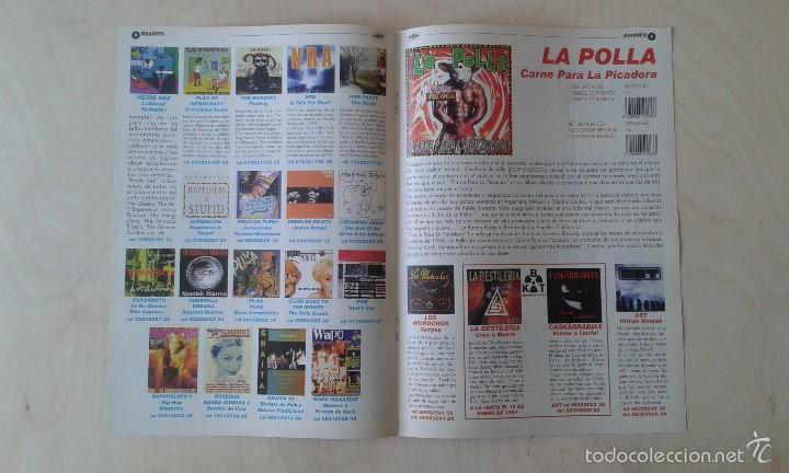 Catálogos de Música: BOAINFO nº 12 - La Polla, El Club de los Poetas Violentos ( CPV ), CasKärrabias, Los Morochos... - Foto 2 - 57256217
