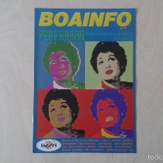 Music Catalogs - BOAINFO nº 13 - Corcobado, Reincidentes, Los Imposibles, Stay Sharp Vol III, Superelvis, CPV... - 57256253