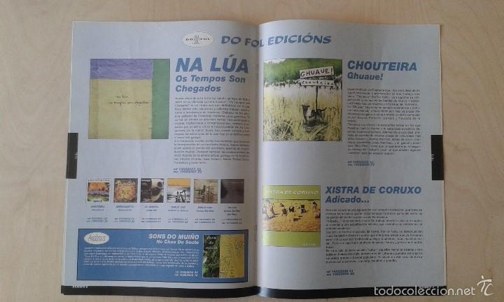 Catálogos de Música: BOAINFO nº 15 - CPV, VKR, Gunshot, Kojón Prieto y los Huajolotes, Boikot, Na Lúa, Chouteira... - Foto 2 - 57256298