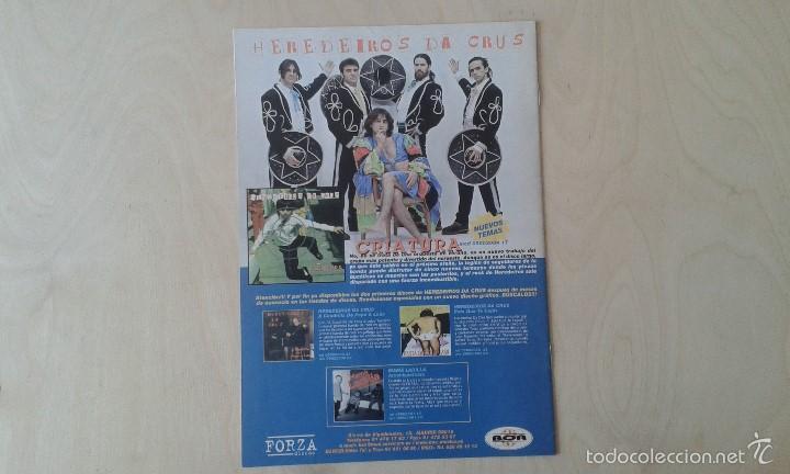 Catálogos de Música: BOAINFO nº 15 - CPV, VKR, Gunshot, Kojón Prieto y los Huajolotes, Boikot, Na Lúa, Chouteira... - Foto 4 - 57256298