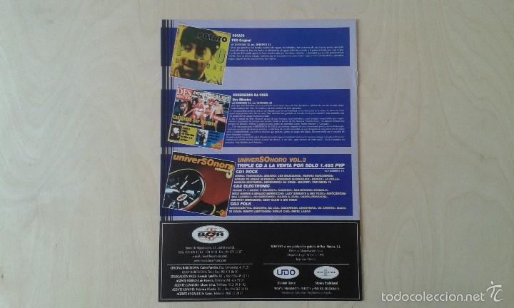 Catálogos de Música: BOAINFO nº 17 - Soziedad Akoholica, Boikot, Afraid to Speak in Public, Heredeiros Da Crus, Potato... - Foto 3 - 57256348