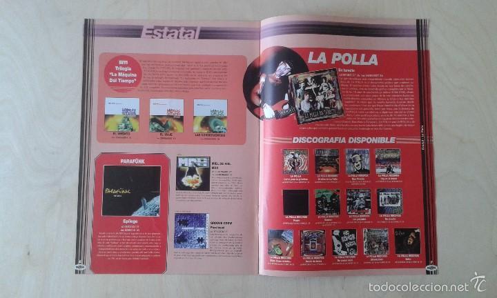 Catálogos de Música: BOAINFO nº 19 - La Polla, Parafünk, Biyi, Make Up, Pee Gonzalez, Asian Dub Foundation, Groove Crew.. - Foto 2 - 57256403