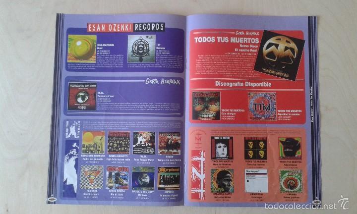Catálogos de Música: BOAINFO nº 20 - Fugazi, Todos tus Muertos, Gridalo Forte Records, King Mafrundi, Ari, Bano... - Foto 2 - 57256420