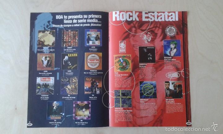 Catálogos de Música: BOAINFO nº 21 - Rawkus, Mr Rango, Frank T, 7 Notas 7 Colores, Mos Def, Alias Galor, Ñu, Porretas.... - Foto 3 - 57256444