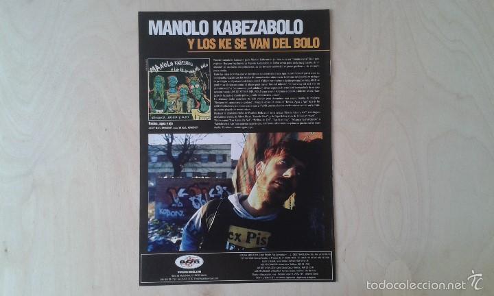 Catálogos de Música: BOAINFO nº 24 - La Venganza de la Abuela, Skalariak, Laurel Aitken, Rude, SFDK, Geronación.... - Foto 3 - 57256529