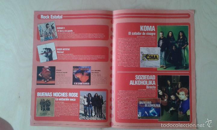 Catálogos de Música: BOAINFO nº 25 - Soziedad Alkoholica, Koma, Supercinexcene, Kase-O, Buenas Noches Rose, Etsaiak... - Foto 2 - 57256544