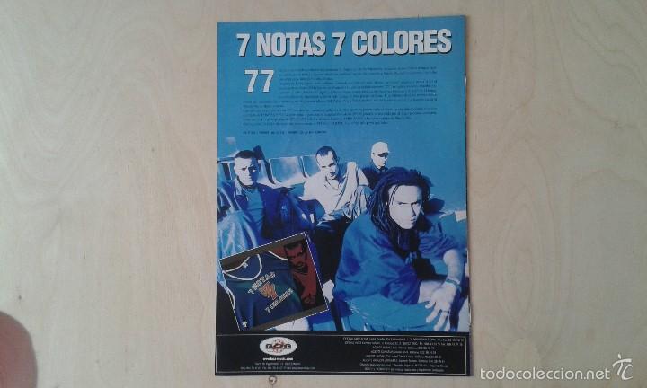 Catálogos de Música: BOAINFO nº 25 - Soziedad Alkoholica, Koma, Supercinexcene, Kase-O, Buenas Noches Rose, Etsaiak... - Foto 3 - 57256544