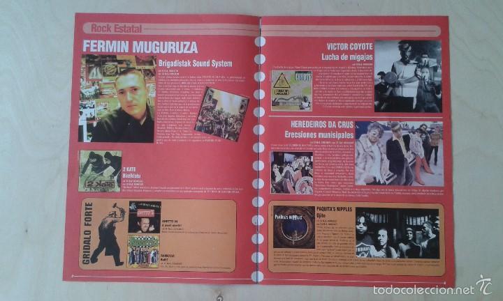 Catálogos de Música: BOAINFO nº 26 - Fermín Muguruza, 2 Kate, Ramiccia, Ari, Payo Malo, Jauría, Dj Spinna, Moockie.... - Foto 2 - 57256554
