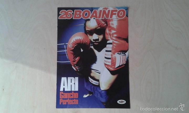 Catálogos de Música: BOAINFO nº 26 - Fermín Muguruza, 2 Kate, Ramiccia, Ari, Payo Malo, Jauría, Dj Spinna, Moockie.... - Foto 3 - 57256554