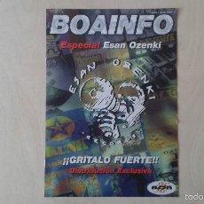 Catálogos de Música: BOAINFO -- ESPECIAL ESAN OZENKI -- ANARI, JOXE RIPIAU, KASHBAD, SKUNK, SU TA GAR, ANESTESIA, 2 KATE.. Lote 57256581