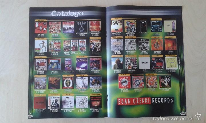 Catálogos de Música: BOAINFO -- Especial ESAN OZENKI -- Anari, Joxe Ripiau, Kashbad, Skunk, Su Ta Gar, Anestesia, 2 Kate. - Foto 2 - 57256581