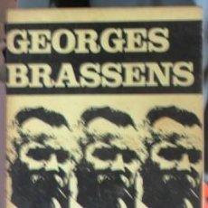 Catálogos de Música: GEORGES BRASSENS, RAMÓN LUIS CHAO. Lote 57398136