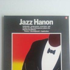 Catálogos de Música: LIBRO/CANCIONERO JAZZ HANON/LEO ALFASSY.. Lote 57674998