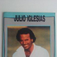 Cataloghi di Musica: LIBRO/CANCIONERO LO MEJOR DE JULIO IGLESIAS.. Lote 57678203
