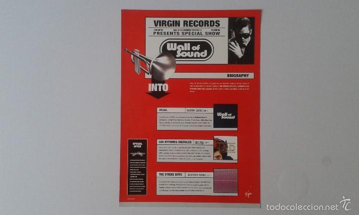 CATÁLOGO VIRGIN RECORDS -- 1999 -- (Música - Catálogos de Música, Libros y Cancioneros)