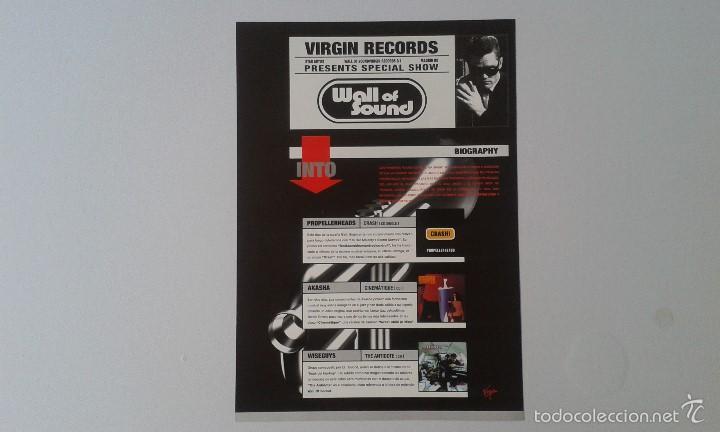 Catálogos de Música: Catálogo VIRGIN RECORDS -- 1999 -- - Foto 2 - 57804066