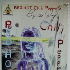 Catálogos de Música: RED HOT CHILI PEPPERS. BY THE WAY. HAL LEONARD. GUITAR NOTES AND TABLATURE. JEFF JACOBSON.. Lote 57937270