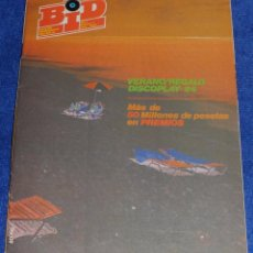 Catálogos de Música: DISCOPLAY Nº 7 - JULIO 1984. Lote 58020019