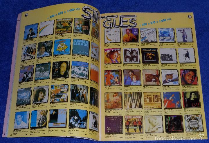 Catálogos de Música: Discoplay nº 7 - Julio 1984 - Foto 2 - 58020019