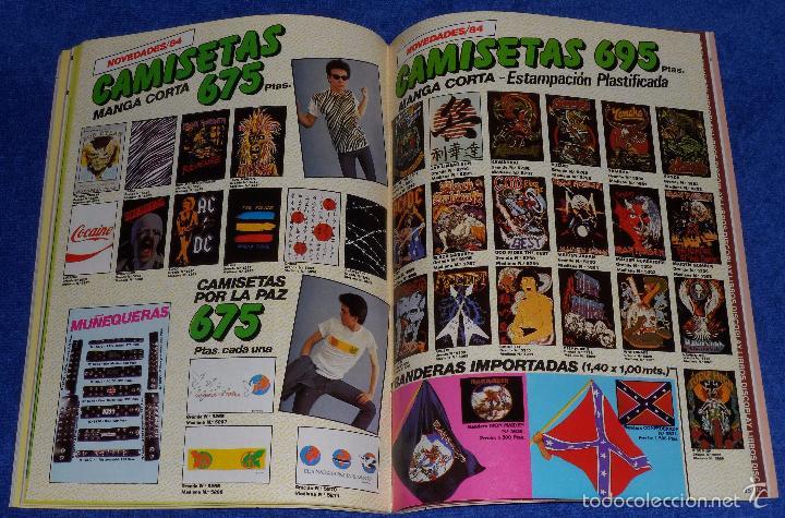 Catálogos de Música: Discoplay nº 7 - Julio 1984 - Foto 4 - 58020019
