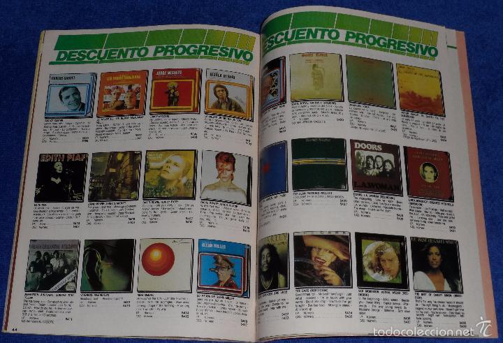 Catálogos de Música: Discoplay nº 7 - Julio 1984 - Foto 5 - 58020019
