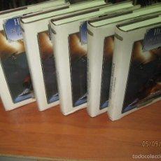 Catálogos de Música: HISTORIA DE LA MUSICA Y SUS COMPOSITORES. 5 VOLUMENES. EUROLIBER 1993. Lote 156477685