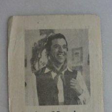 Catálogos de Música: CANCIONERO LUIS MARIANO. Lote 59793024