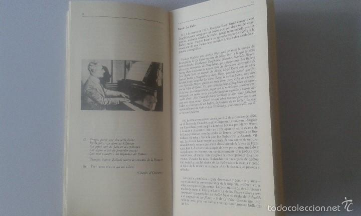 Catálogos de Música: MÚSICA DEL SIGLO XX PARA DOS PIANOS -- Fundación JUan March -- Oct.-Nov. 1986 -- - Foto 3 - 59884295
