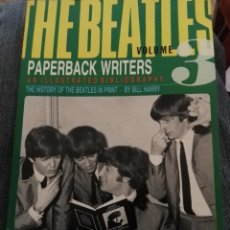 Catálogos de Música: LIBRO THE BEATLES PAPERBACK WRITERS VOLUMEN 3. Lote 60670331